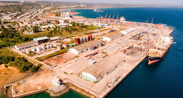 teixeira duarte construcao porto nacala mocambique