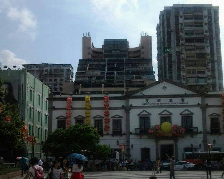 A entrada em Macau e a atividade no setor das Concessões e Serviços