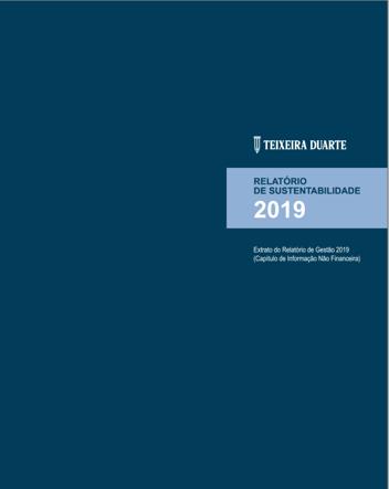 Relatorio de Sustentabilidade Teixeira Duarte 2019