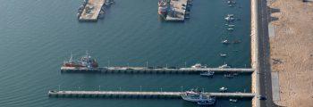 Aposta no desenvolvimento de Obras Marítimas