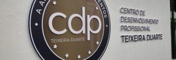 """O Centro de Desenvolvimento Profissional Teixeira Duarte, em Luanda Sul e o Programa """"Fazer Pescar"""""""